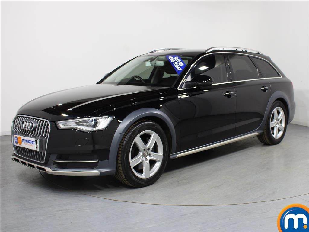 Audi A6 Allroad 3.0 TDI 272 Quattro 5dr S Tronic - Stock Number (984919) - Passenger side front corner