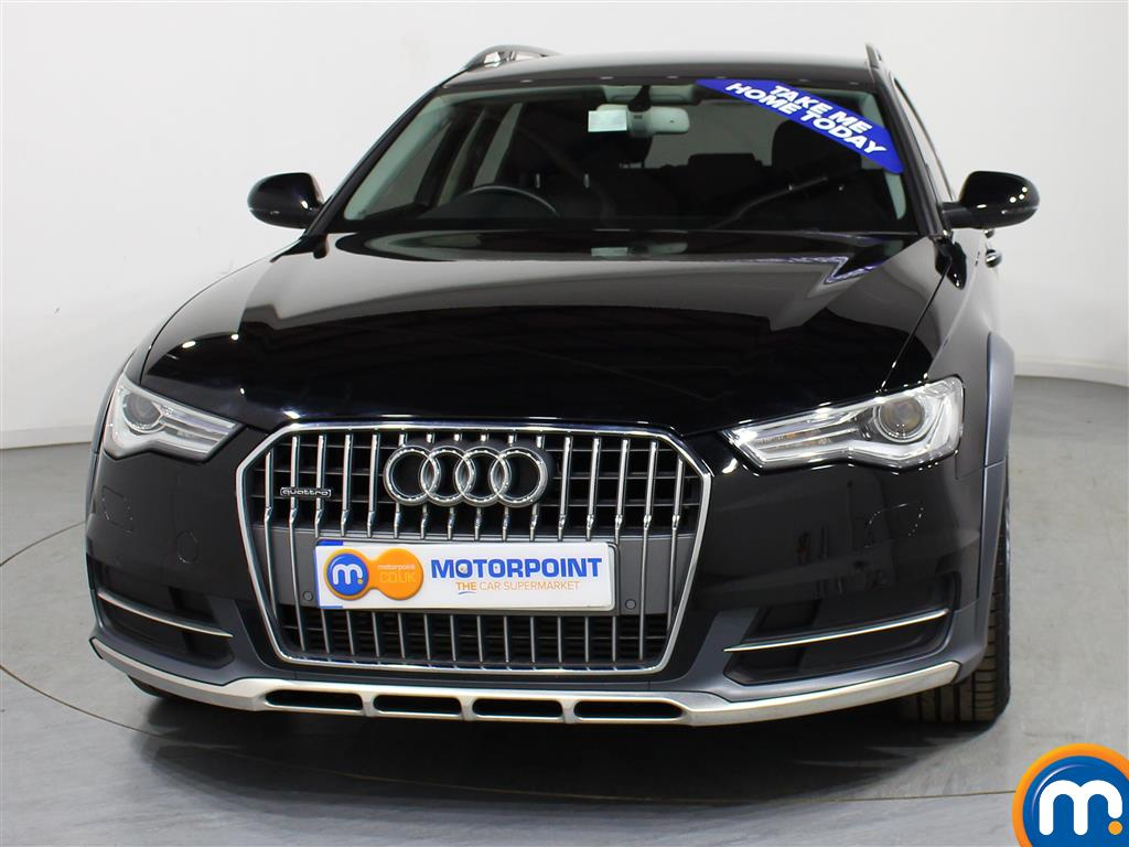 Audi A6 Allroad 3.0 Tdi 272 Quattro 5Dr S Tronic Automatic Diesel Estate - Stock Number (984919) - Front bumper