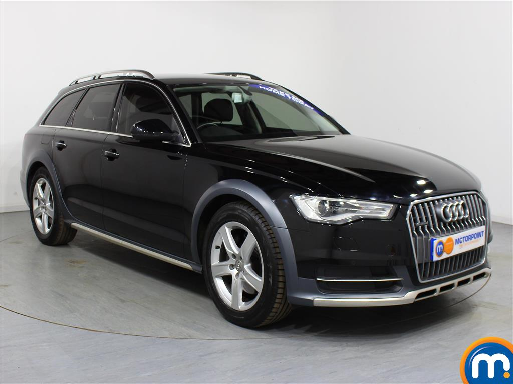 Audi A6 Allroad 3.0 Tdi 272 Quattro 5Dr S Tronic Automatic Diesel Estate - Stock Number (984919) - Drivers side front corner