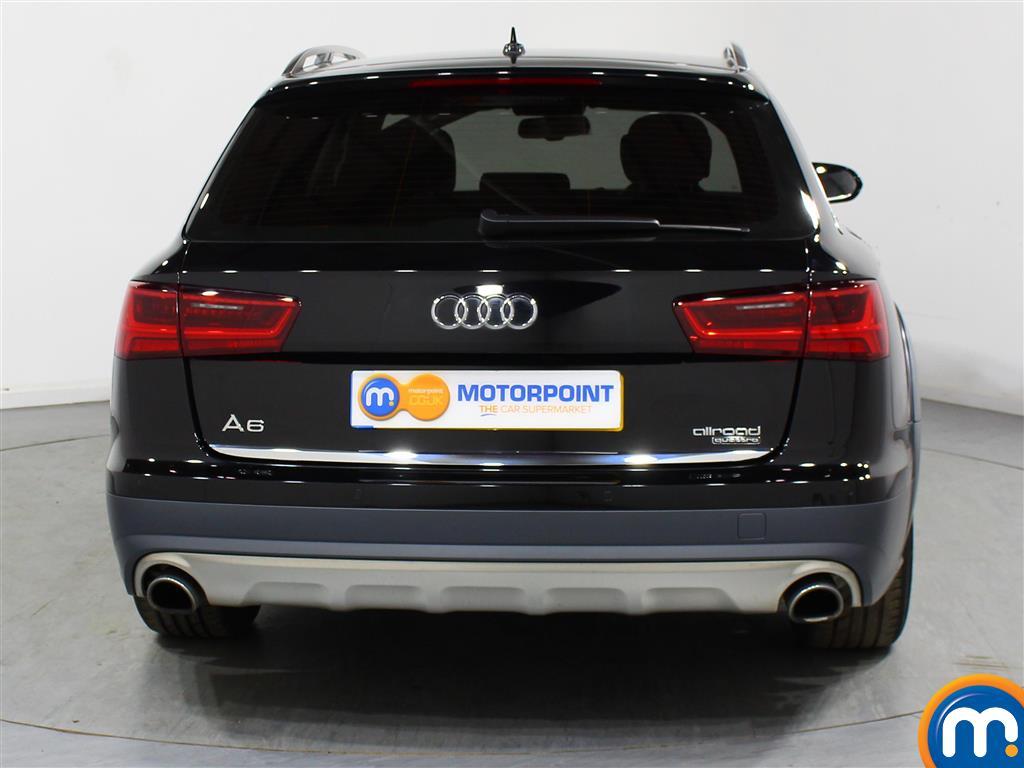 Audi A6 Allroad 3.0 Tdi 272 Quattro 5Dr S Tronic Automatic Diesel Estate - Stock Number (984919) - Rear bumper