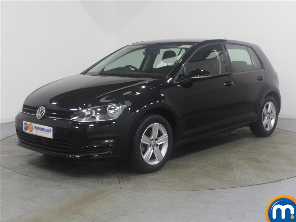 Volkswagen Golf Match Edition - Stock Number (985194) - Passenger side front corner