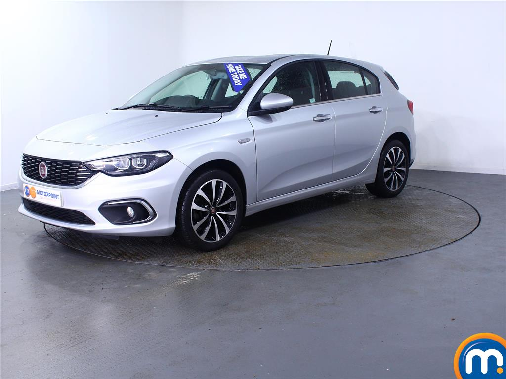 Fiat Tipo Lounge - Stock Number (981592) - Passenger side front corner