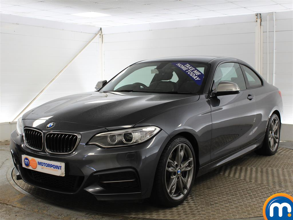 BMW 2 Series M240i - Stock Number (986496) - Passenger side front corner