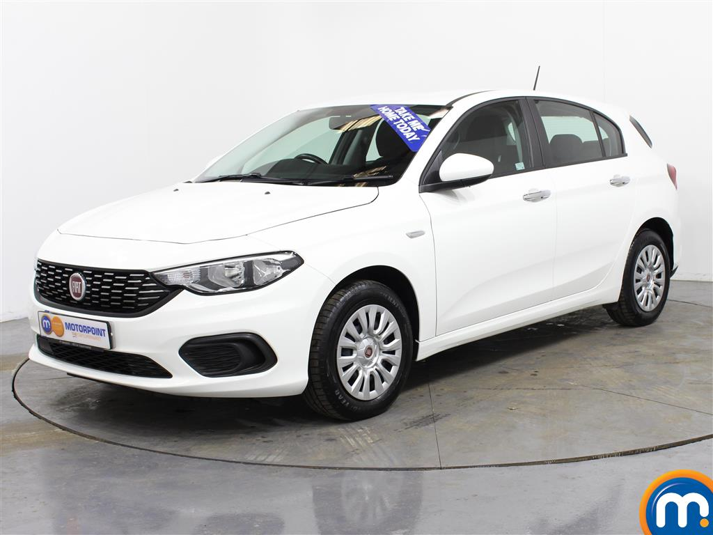 Fiat Tipo Easy - Stock Number (979937) - Passenger side front corner