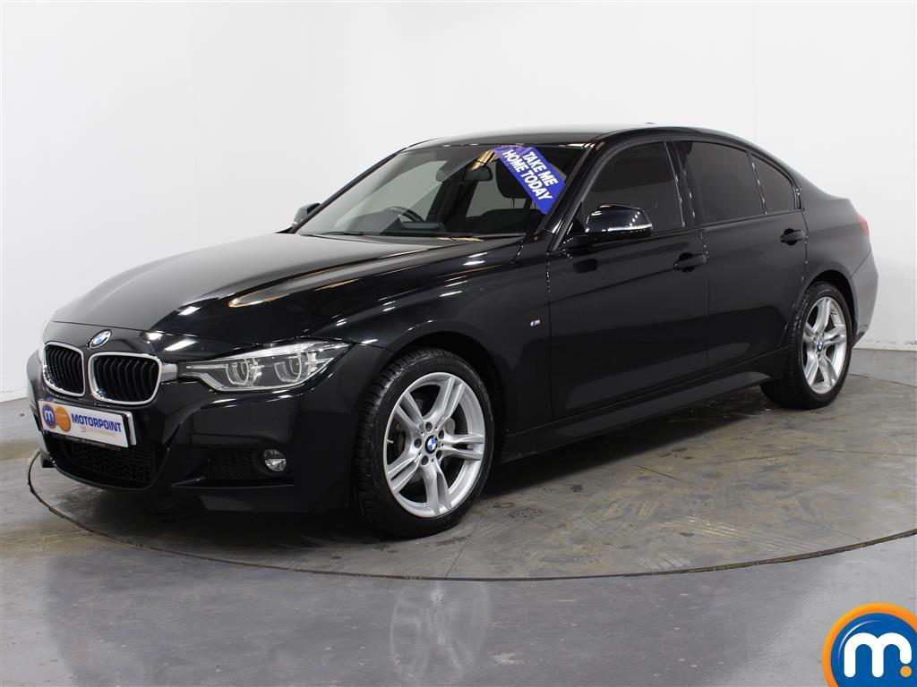 BMW 3 Series M Sport - Stock Number (980381) - Passenger side front corner