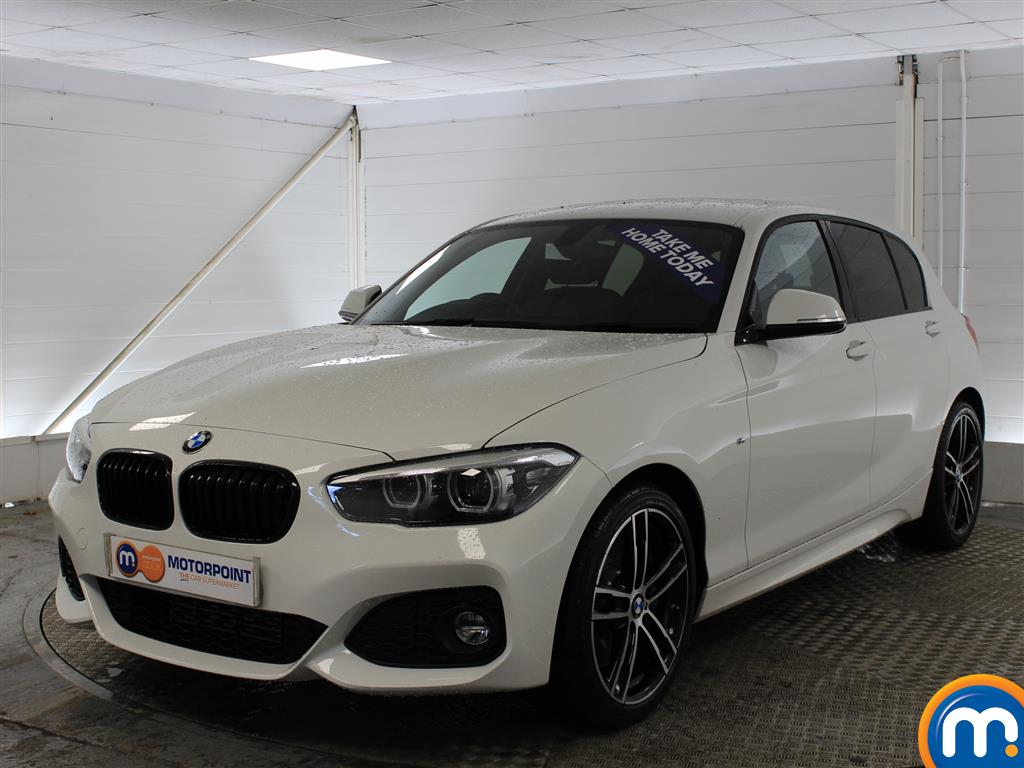 BMW 1 Series M Sport Shadow Edition - Stock Number (989239) - Passenger side front corner