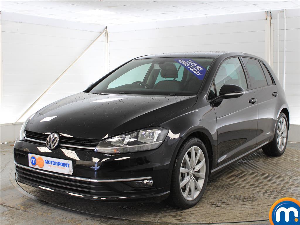Volkswagen Golf GT - Stock Number (985542) - Passenger side front corner