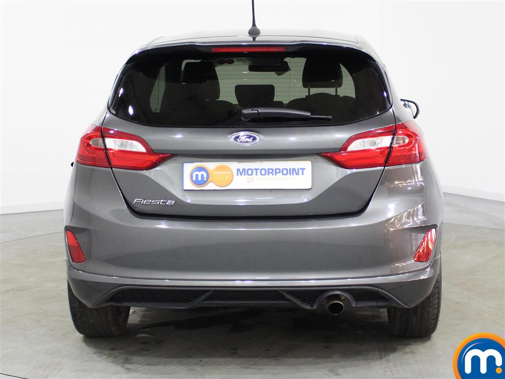 Ford Fiesta St-Line X Manual Petrol Hatchback - Stock Number (984463) - Rear bumper