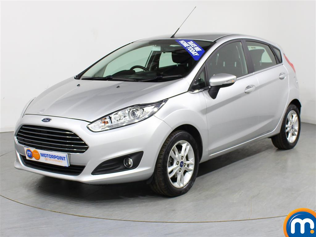 Ford Fiesta Zetec - Stock Number (988699) - Passenger side front corner