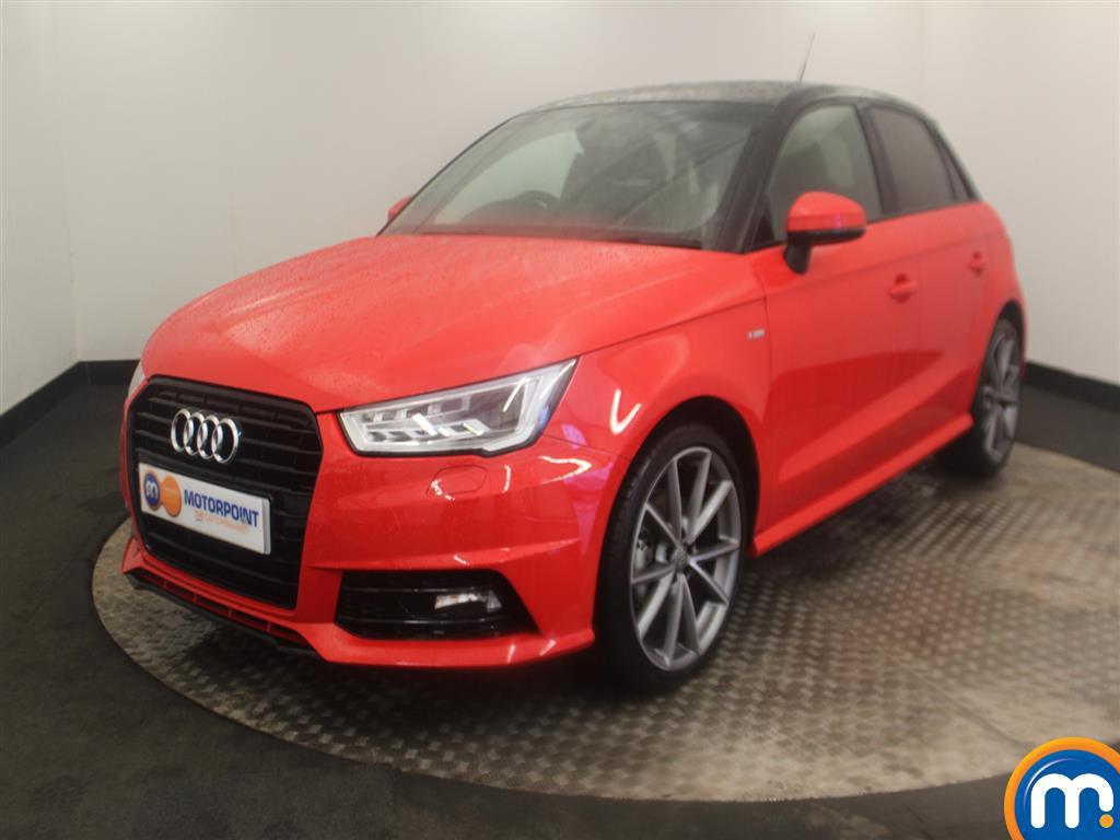 Audi A1 Black Edition Nav - Stock Number (987198) - Passenger side front corner