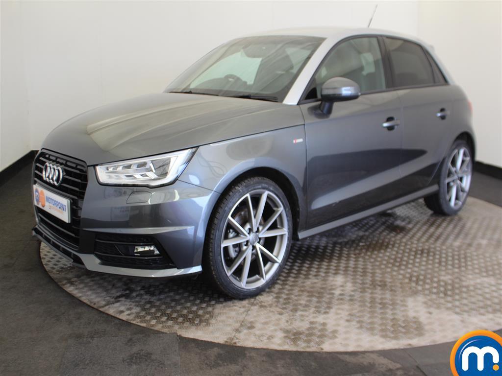Audi A1 Black Edition Nav - Stock Number (987177) - Passenger side front corner