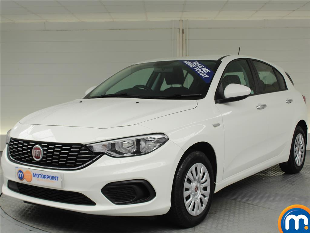 Fiat Tipo Easy - Stock Number (979944) - Passenger side front corner