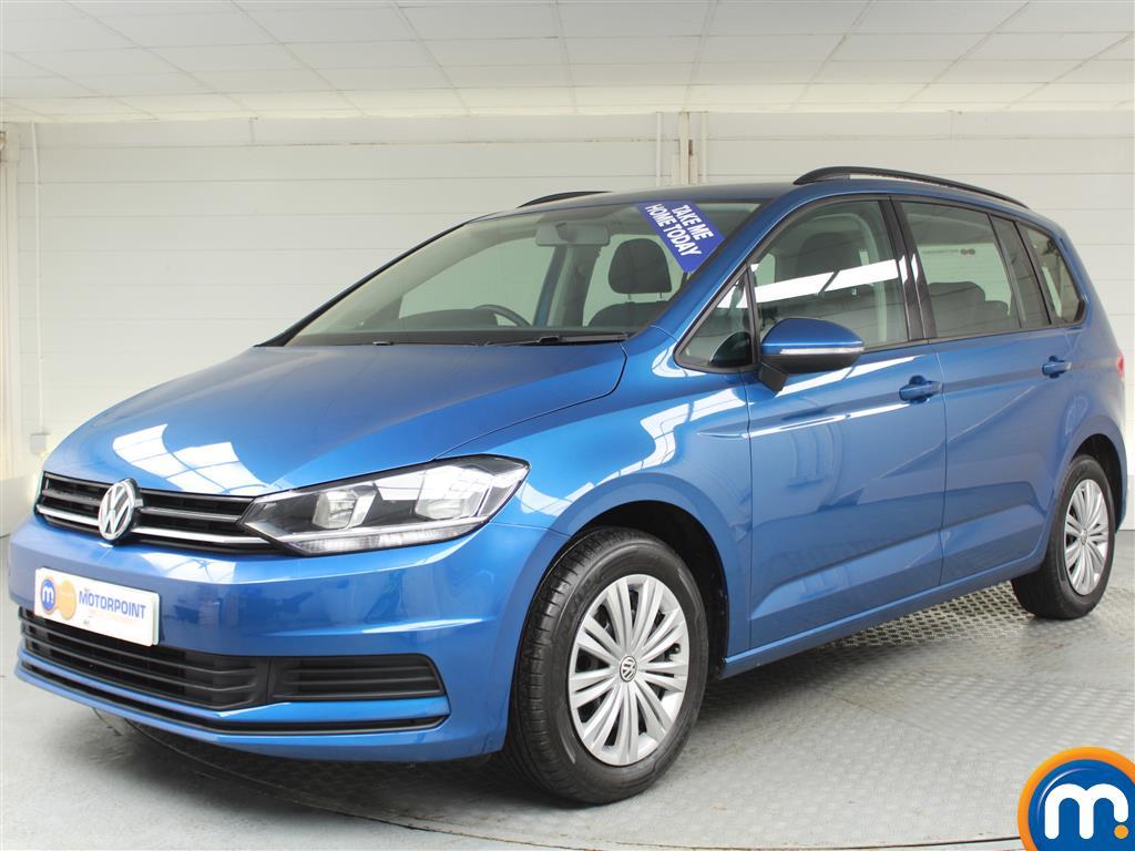 Volkswagen Touran S - Stock Number (982759) - Passenger side front corner