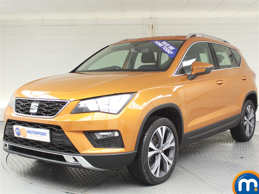 Seat Ateca SE Technology - Stock Number (987567) - Passenger side front corner
