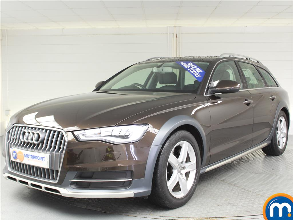 Audi A6 Allroad 3.0 TDI 272 Quattro 5dr S Tronic - Stock Number (988110) - Passenger side front corner