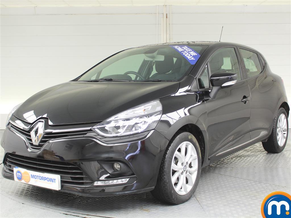 Renault Clio Dynamique Nav - Stock Number (986265) - Passenger side front corner