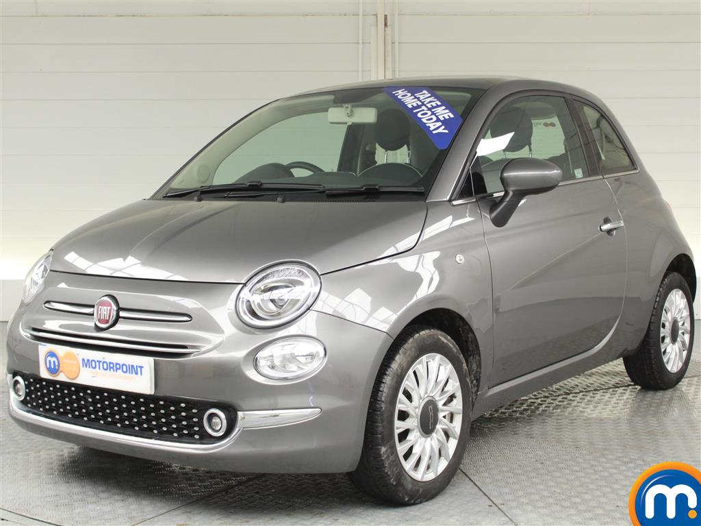 Fiat 500 Lounge - Stock Number (986141) - Passenger side front corner