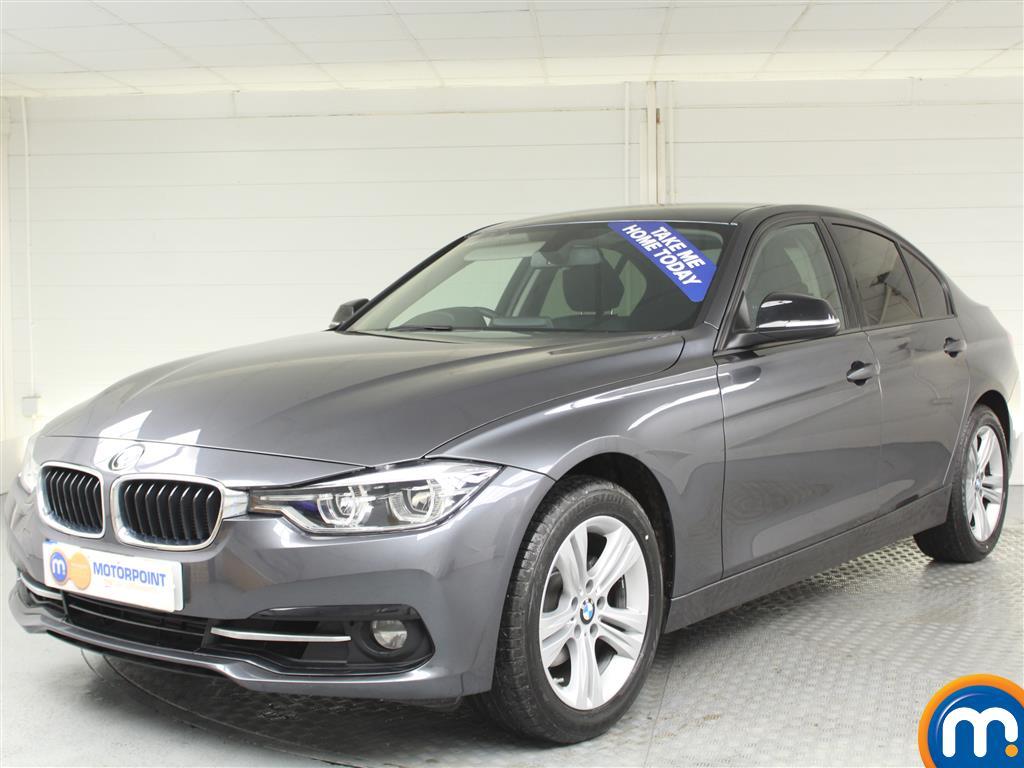 BMW 3 Series Sport - Stock Number (981300) - Passenger side front corner