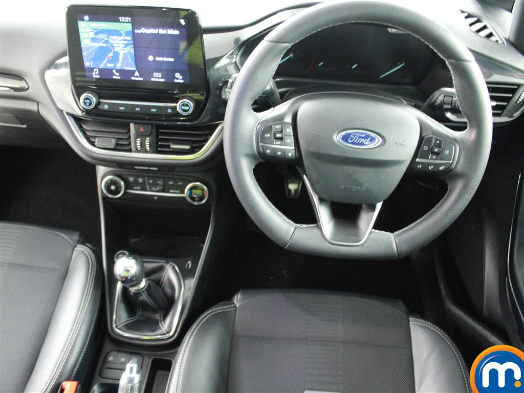 Ford Fiesta St-Line X Manual Petrol Hatchback - Stock Number (984455) - 7th supplementary image