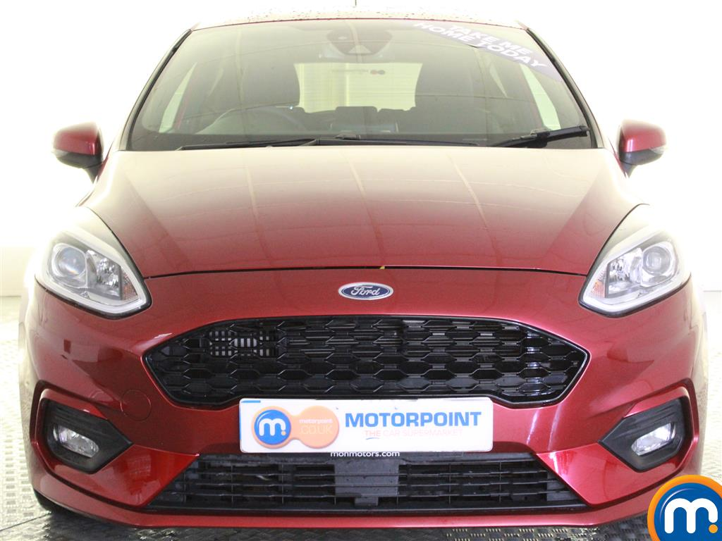 Ford Fiesta St-Line X Manual Petrol Hatchback - Stock Number (984455) - Front bumper