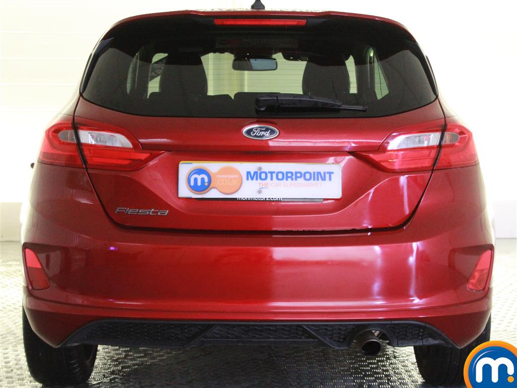 Ford Fiesta St-Line X Manual Petrol Hatchback - Stock Number (984455) - Rear bumper