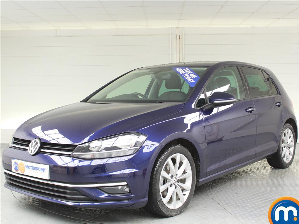 Volkswagen Golf GT - Stock Number (985525) - Passenger side front corner