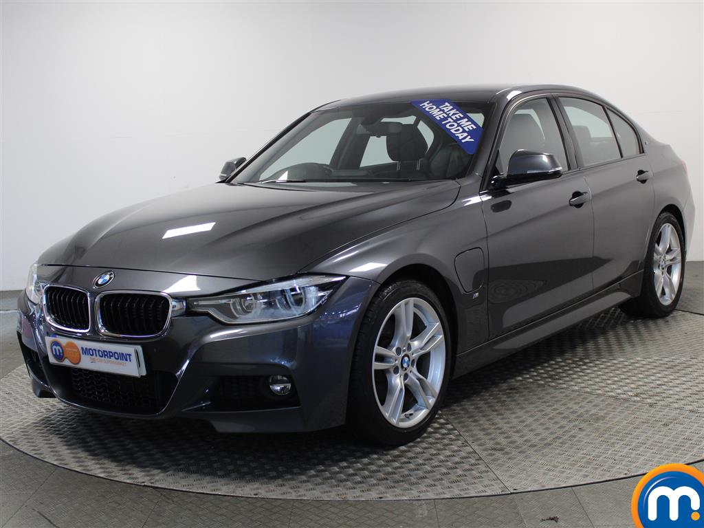 BMW 3 Series M Sport - Stock Number (980400) - Passenger side front corner
