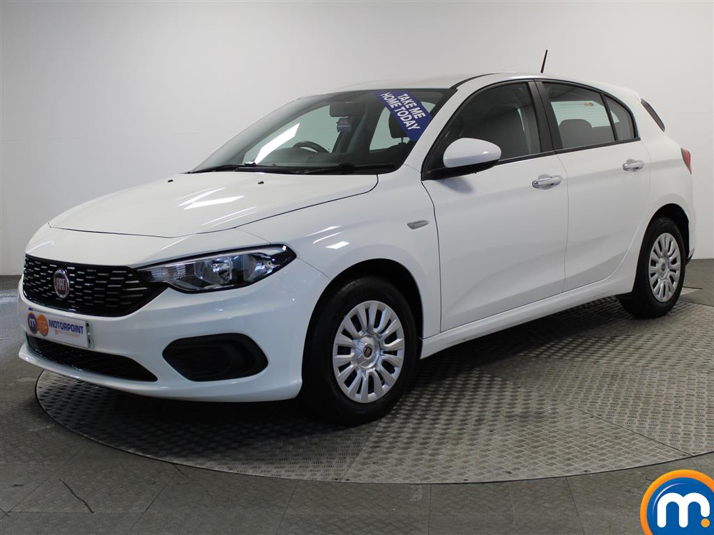 Fiat Tipo Easy - Stock Number (979928) - Passenger side front corner