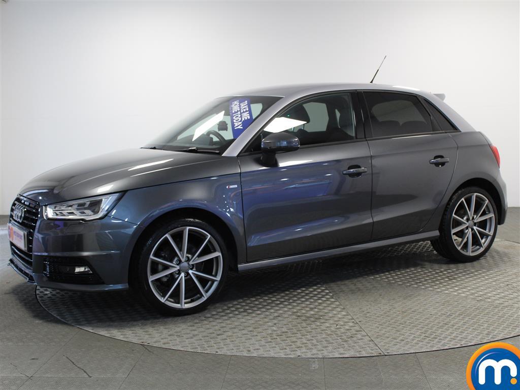 Audi A1 Black Edition Nav - Stock Number (981093) - Passenger side front corner