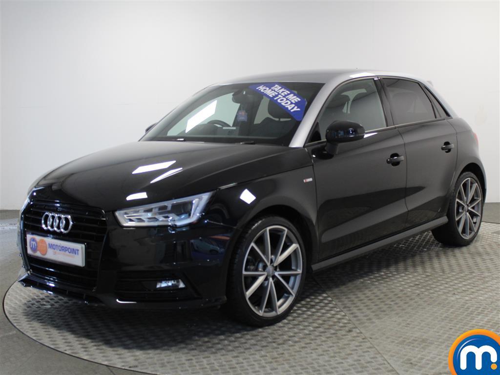 Audi A1 Black Edition Nav - Stock Number (981097) - Passenger side front corner