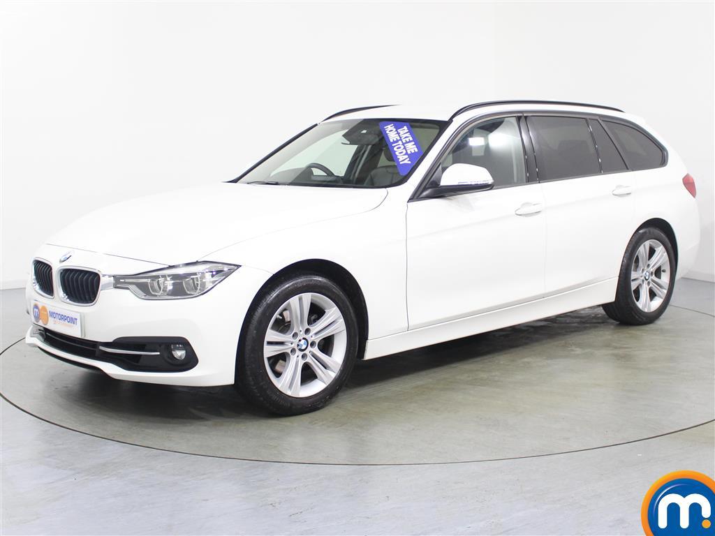 BMW 3 Series Sport - Stock Number (981413) - Passenger side front corner