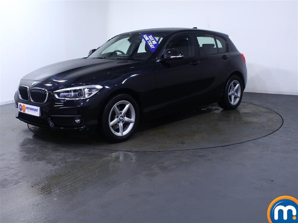 BMW 1 Series SE Business - Stock Number (985695) - Passenger side front corner