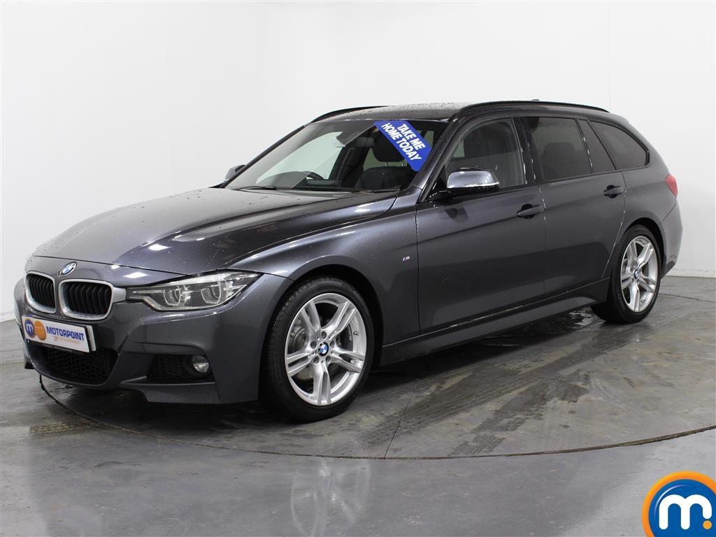 BMW 3 Series M Sport - Stock Number (981285) - Passenger side front corner