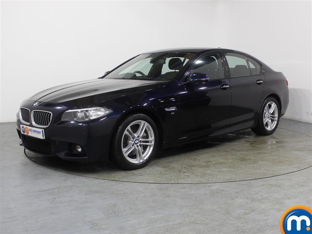 BMW 5 Series M Sport - Stock Number (987750) - Passenger side front corner