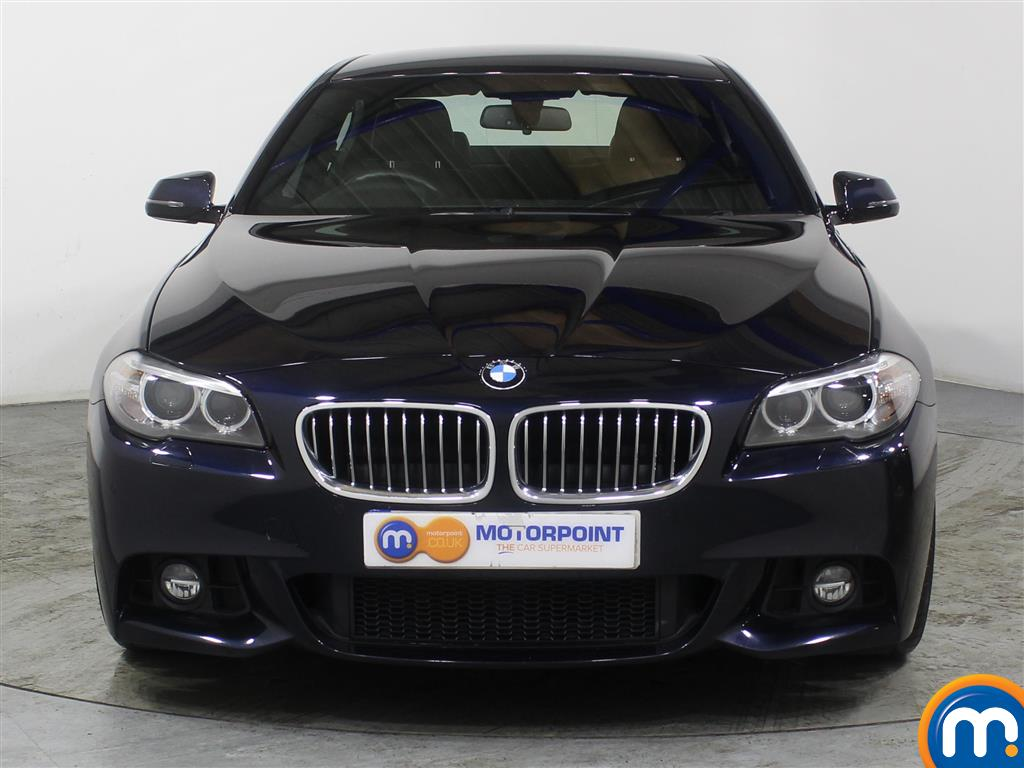 BMW 5 Series M Sport Automatic Diesel Saloon - Stock Number (987750) - Front bumper