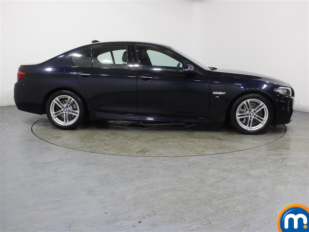 BMW 5 Series M Sport Automatic Diesel Saloon - Stock Number (987750) - Drivers side