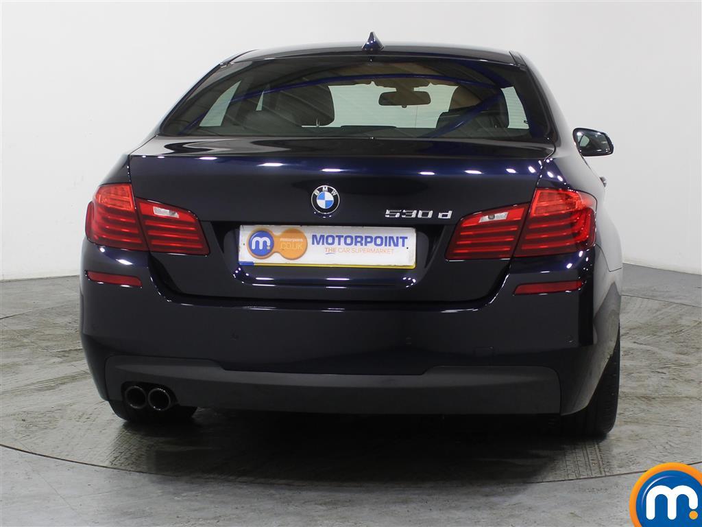 BMW 5 Series M Sport Automatic Diesel Saloon - Stock Number (987750) - Rear bumper