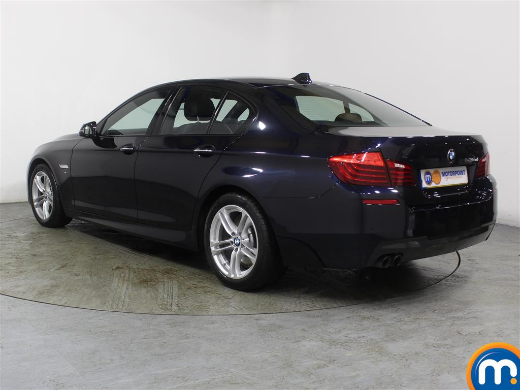 BMW 5 Series M Sport Automatic Diesel Saloon - Stock Number (987750) - Passenger side rear corner