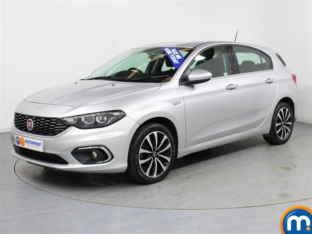 Fiat Tipo Lounge - Stock Number (980027) - Passenger side front corner