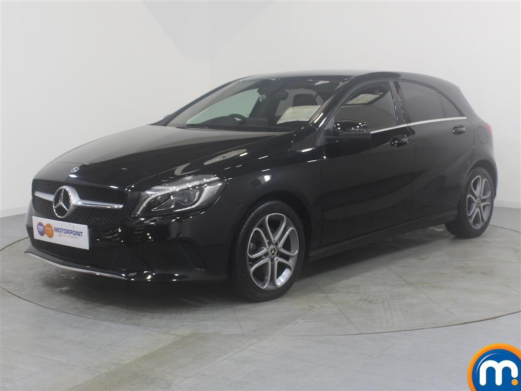 Mercedes-Benz A Class Sport Edition - Stock Number (982745) - Passenger side front corner
