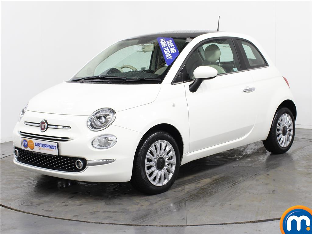 Fiat 500 Lounge - Stock Number (985591) - Passenger side front corner