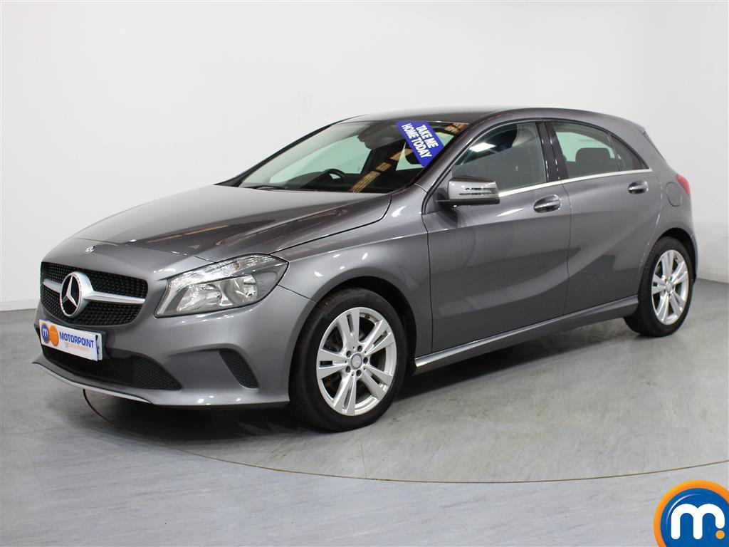 Mercedes-Benz A Class Sport - Stock Number (972536) - Passenger side front corner