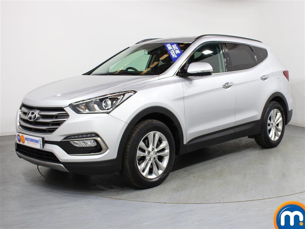 Hyundai Santa Fe Premium - Stock Number (982333) - Passenger side front corner