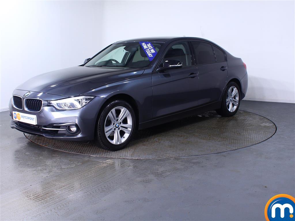 BMW 3 Series Sport - Stock Number (987525) - Passenger side front corner