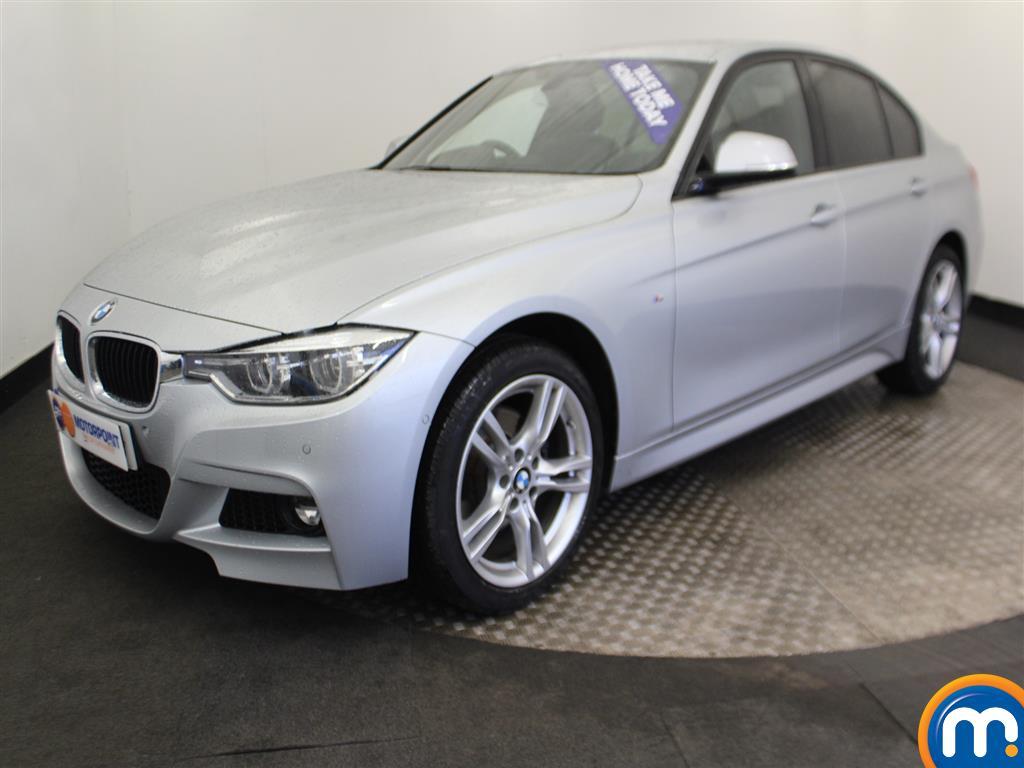 BMW 3 Series M Sport - Stock Number (985491) - Passenger side front corner