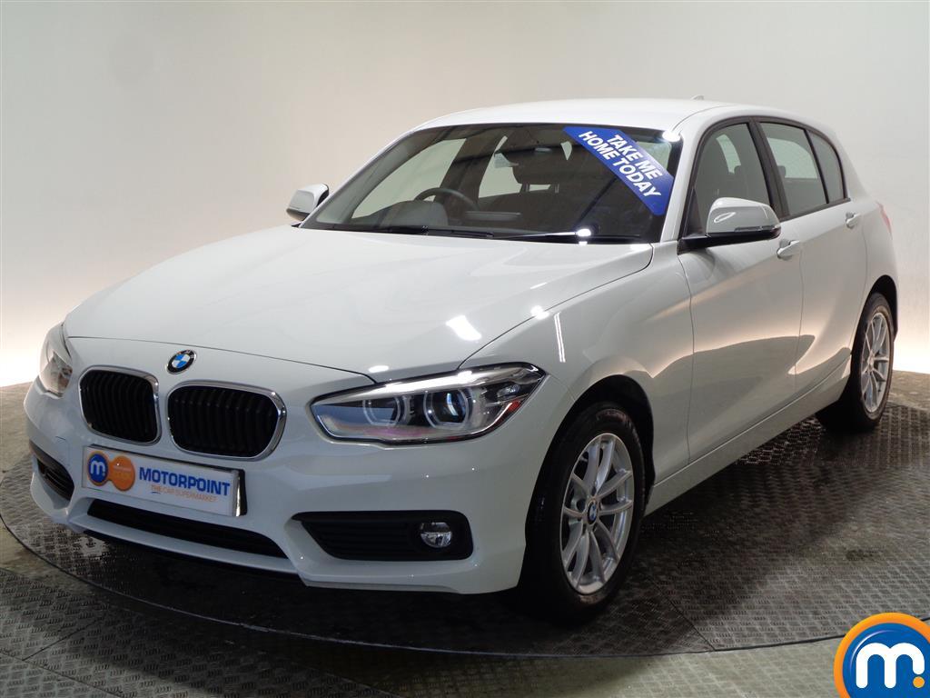 BMW 1 Series SE Business - Stock Number (985689) - Passenger side front corner