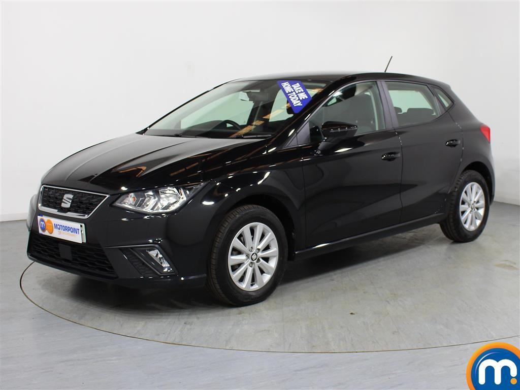 Seat Ibiza SE - Stock Number (988350) - Passenger side front corner