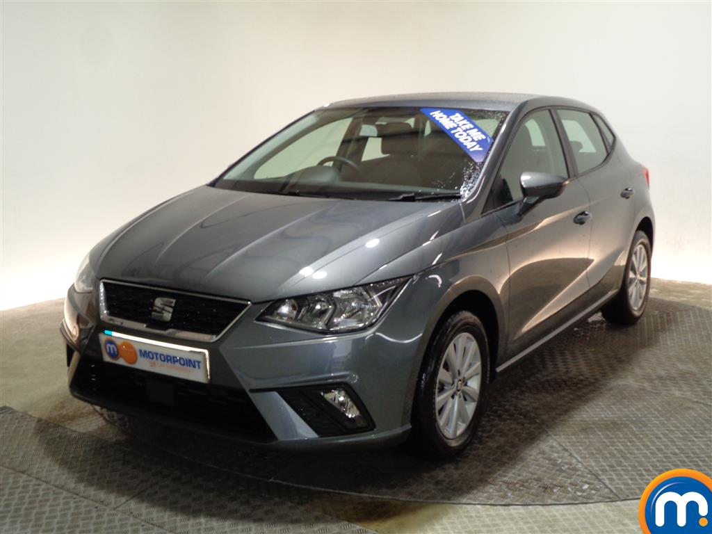 Seat Ibiza SE - Stock Number (987664) - Passenger side front corner