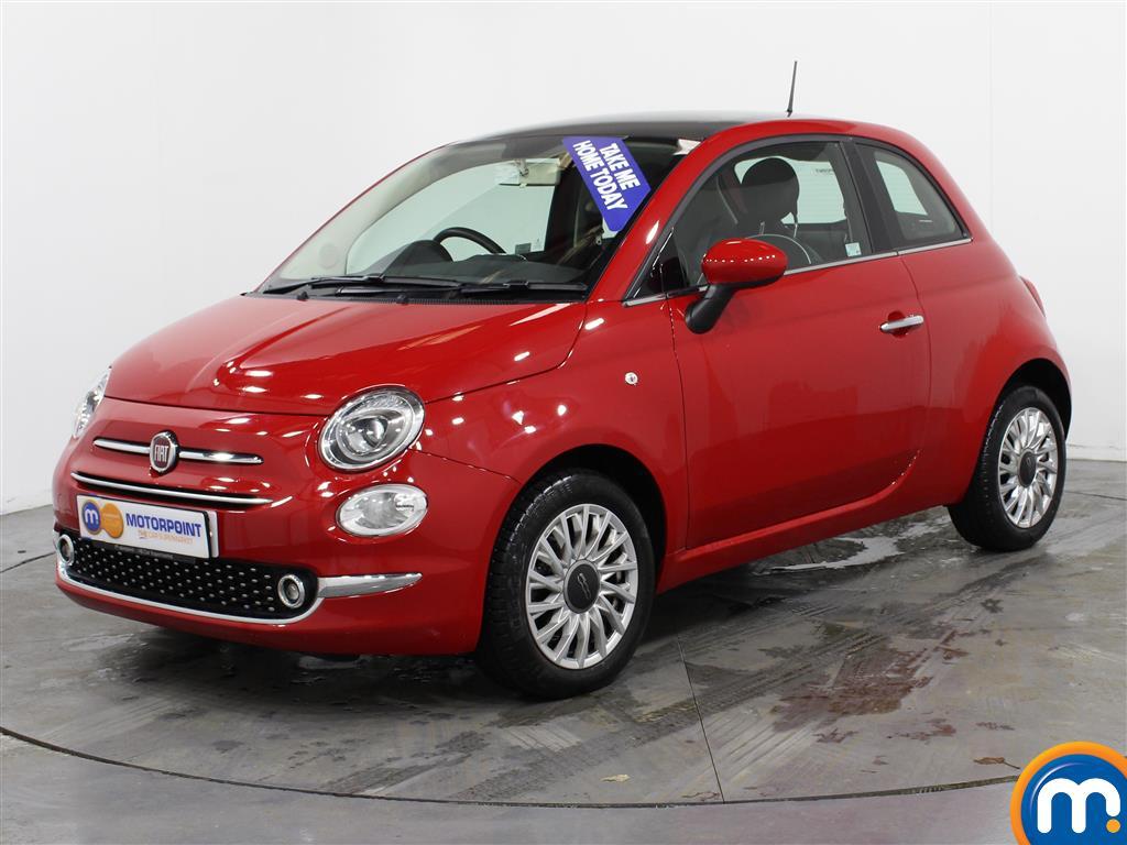 Fiat 500 Lounge - Stock Number (962465) - Passenger side front corner