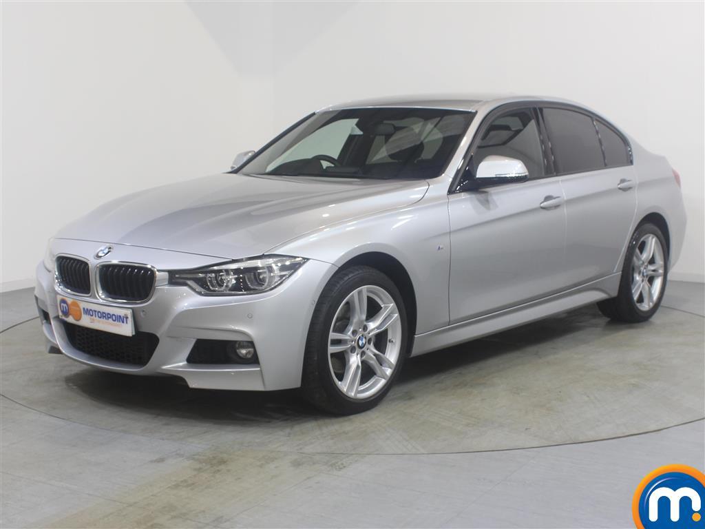BMW 3 Series M Sport - Stock Number (980474) - Passenger side front corner